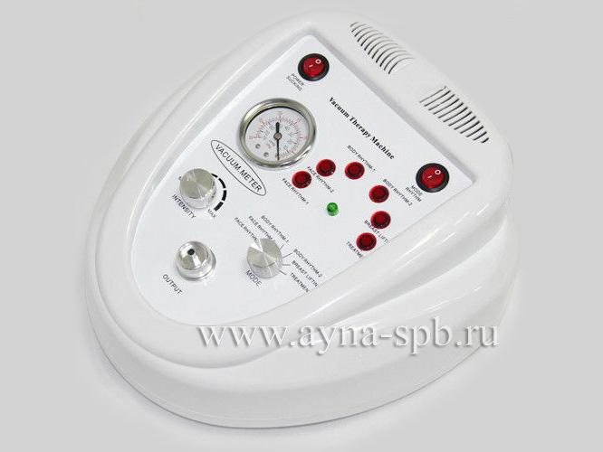 Профессиональный аппарат для вакуумного массажа цена к чему сниться нижнее женское белье